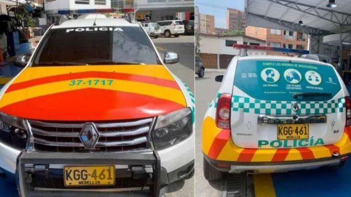 Nuevo diseño de patrullas de Policía
