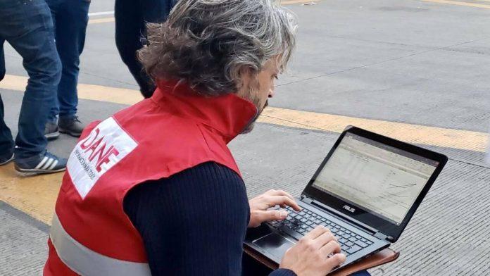 Ofertas del DANE en Bogotá
