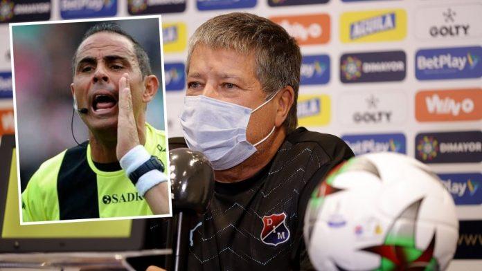 Pablo Lunati arremete contra el fútbol profesional colombiano