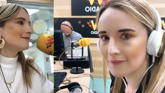 Paola Herrera de La W Radio