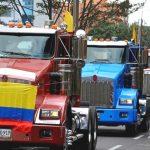 Paro camionero