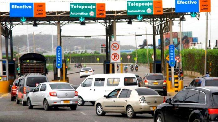 Peajes internos de Cartagena