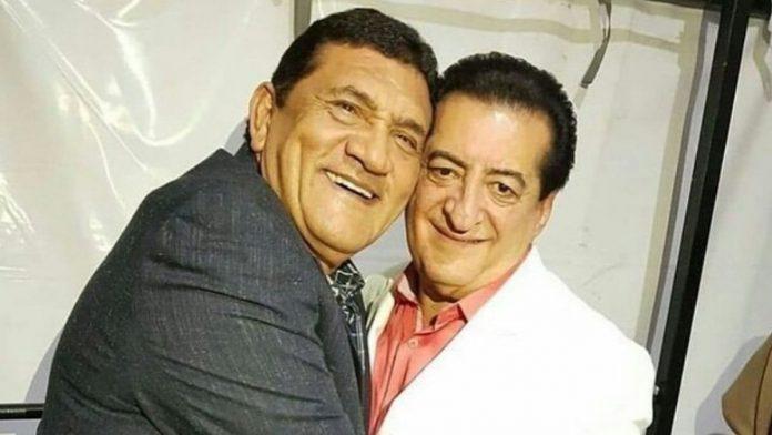 Poncho Zuleta y Jorge Oñate