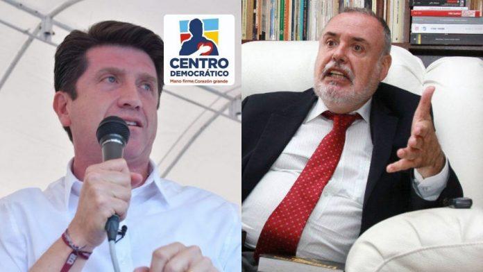 Gilberto Tobón critica Diego Molano
