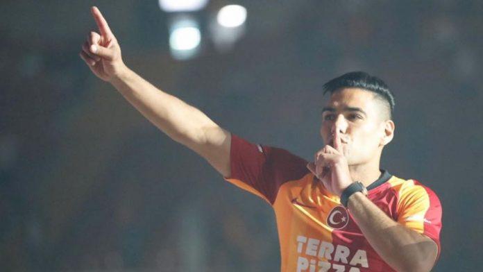 Radamel Falcao, Galatasaray.