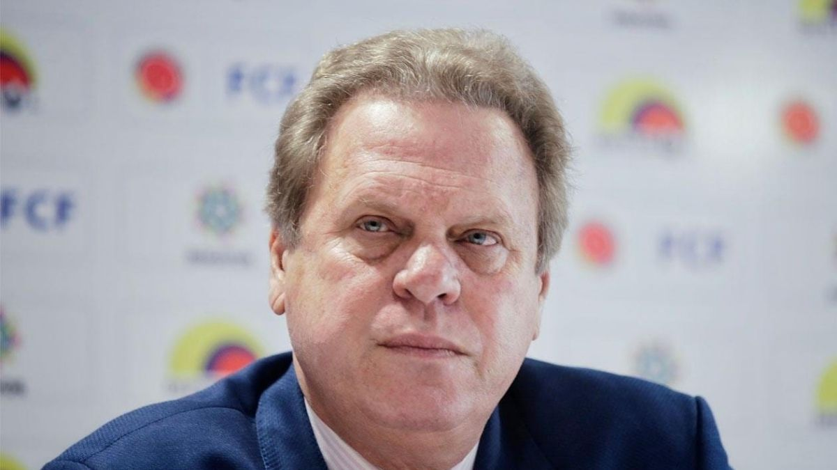 Ramón Jesurún, Presidente de la FCF