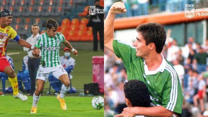Tomás Ángel Atlético Nacional