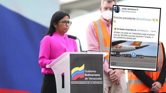 Uribistas casi felicitan al gobierno de Maduro