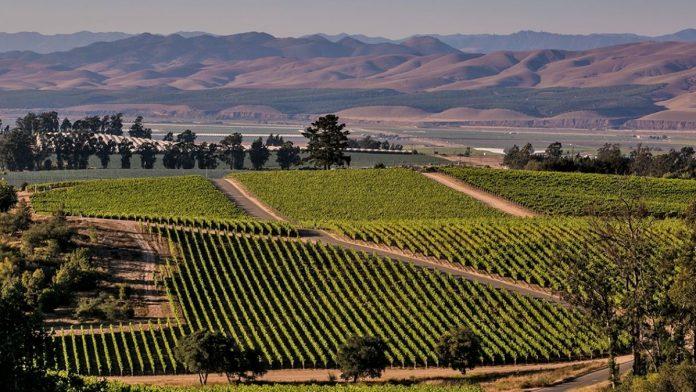 Valle de Santa María, California, Estados Unidos