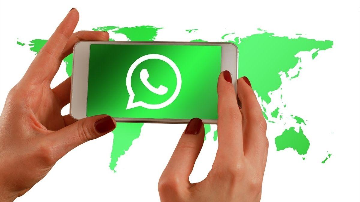 WhatsApp sin número de teléfono