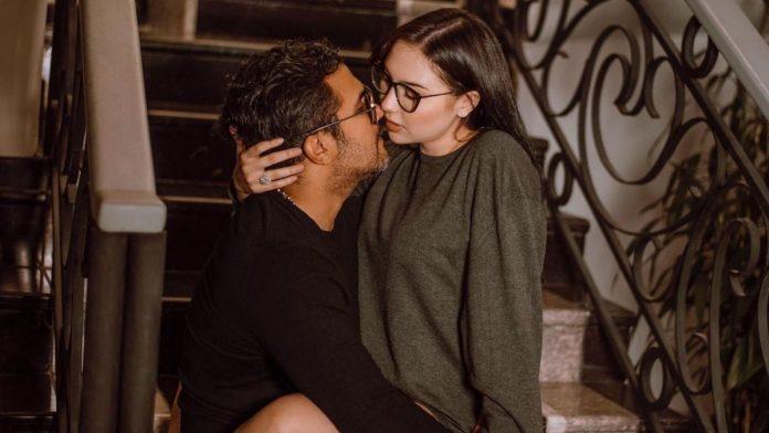 Aída Victoria y Lumar Alonso Parra se casan.