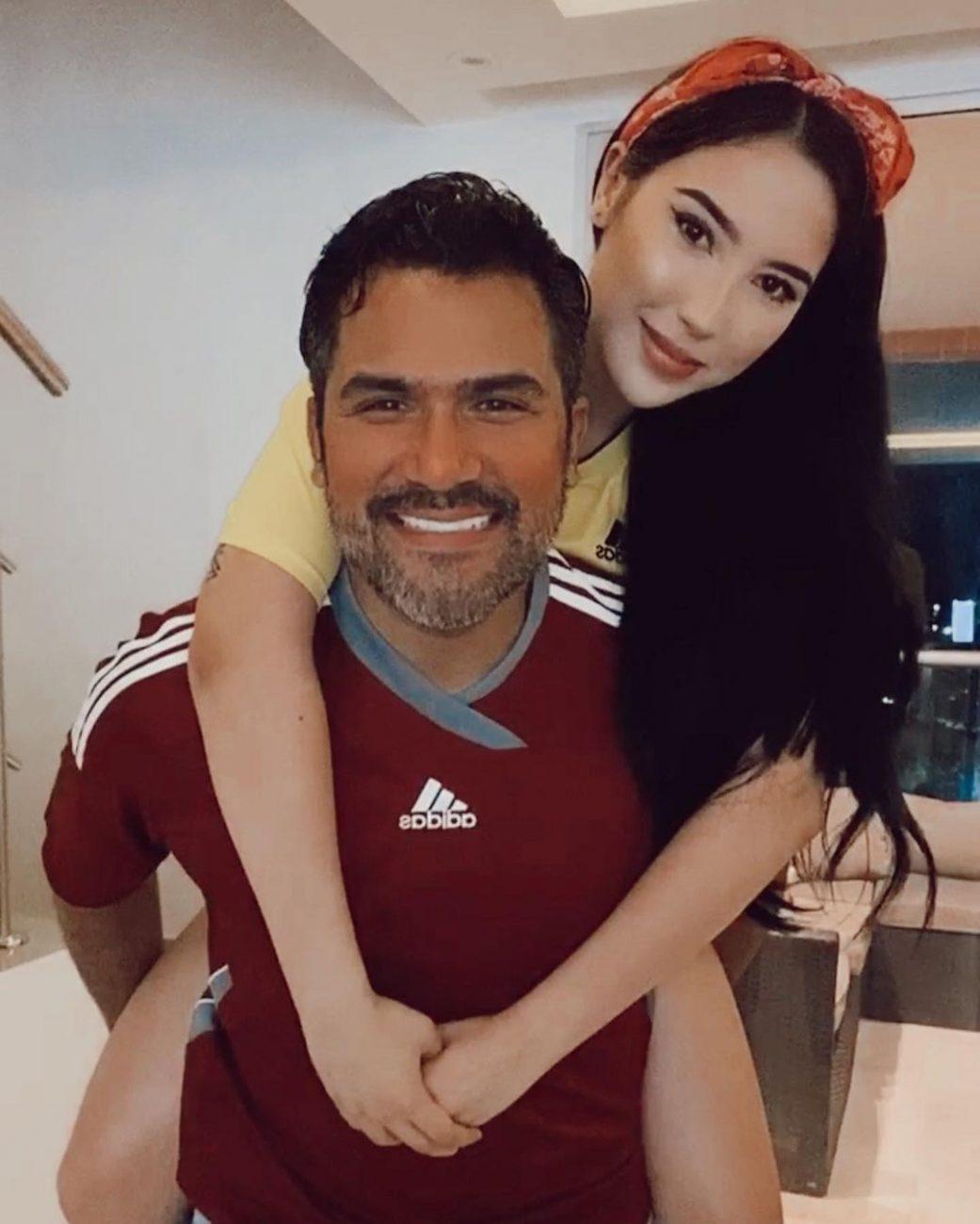 Aida Victoria y Lumar.