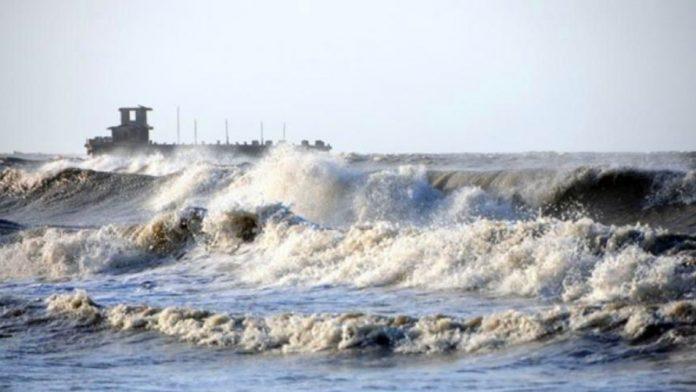 Alerta por vientos en costa caribe