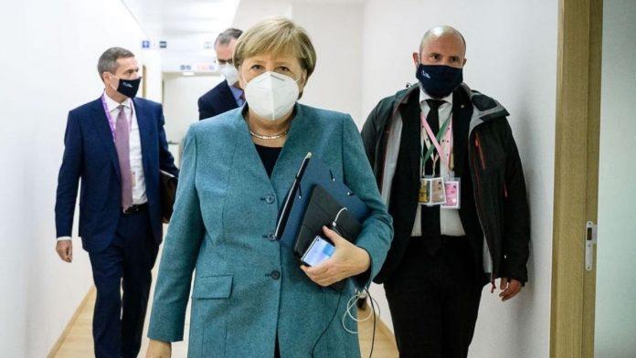 Angela Merkel anunció el confinamiento de Alemania. Foto Instagram
