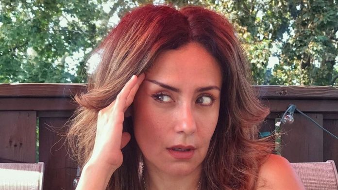 Bibiana Navas protagonizó a Lidia en Pedro el Escamoso