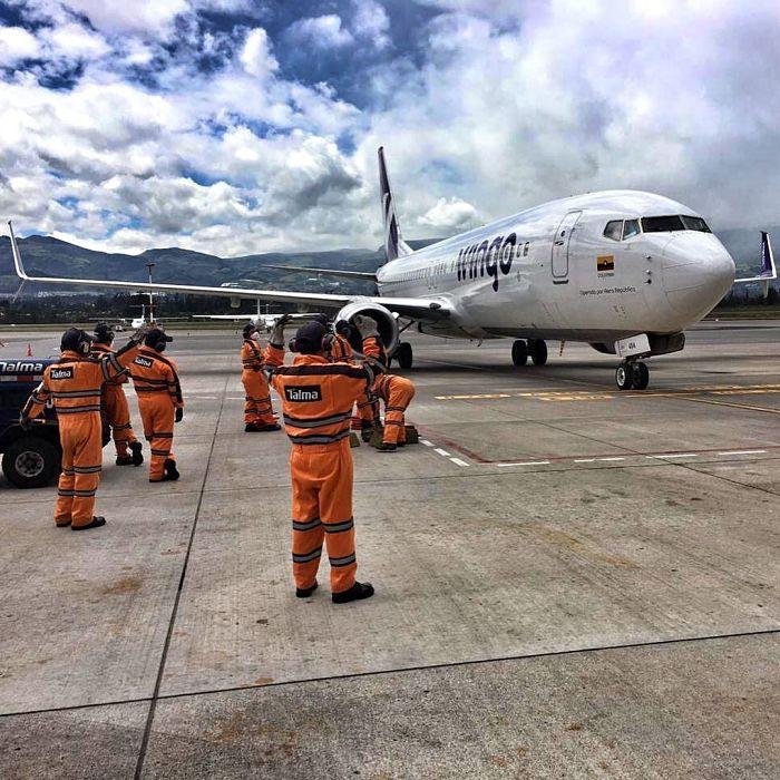 Boeing 737-800. Foto: Wingo.
