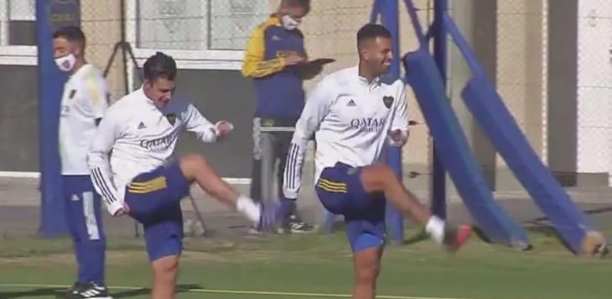 Cardona y Pabón / Foto: ESPN.