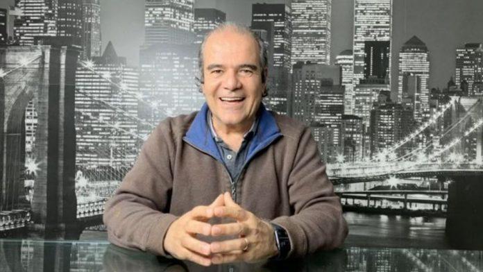 Carlos Mejía. Foto Instagram