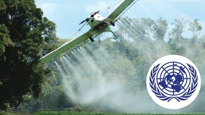 Colombia responde a la ONU por aspersiones con glifosato