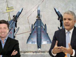 Compra de aviones militares en tiempos de hambruna