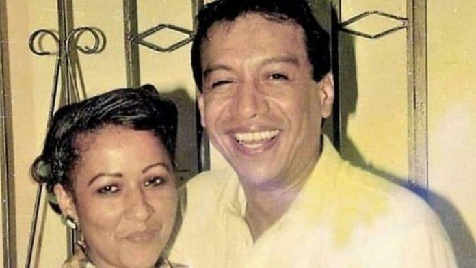 Diomedes Díaz y Patricia Acosta