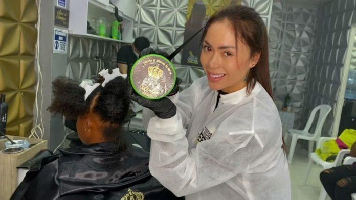 Epa Colombia abre nueva peluquería