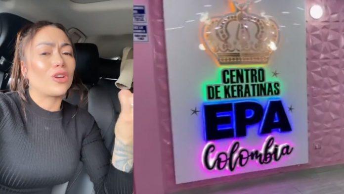 Epa Colombia llora por persecución contra su empresa