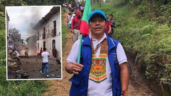 Feliciano Valencia se refirió a la situación de orden público en el departamento del Cauca