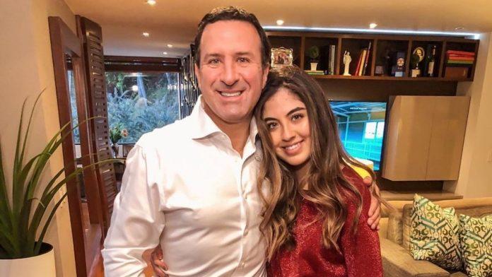 Felipe Arias y Sofia Arias Montenegro