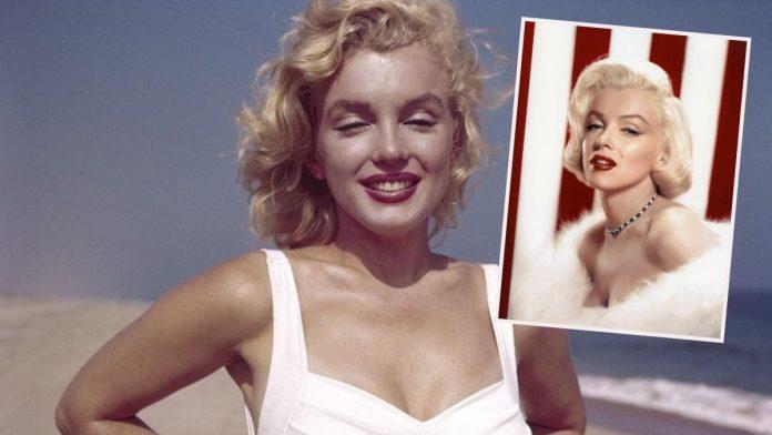 Isabella Bliss imita a Marilyn Monroe en las redes sociales