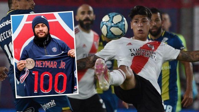 Jorge Carrascal 'El Neymar colombiano'