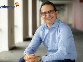 Juan Carlos Mora, presidente de Bancolombia