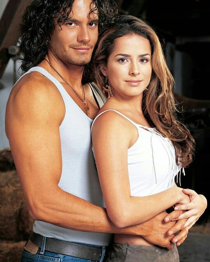 Juan y Norma en Pasión de gavilanes