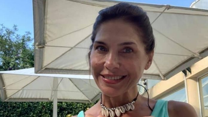 Lorena Meritano. Foto Instagram