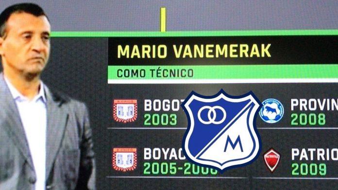 Mario Vanemerak sobre Millonarios FC