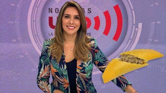 Mónica Rodríguez le recomienda a Julián Román que gaste en empanadas y no en Semana