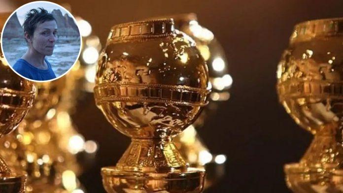Nomadland ganadora en los Globos de Oro