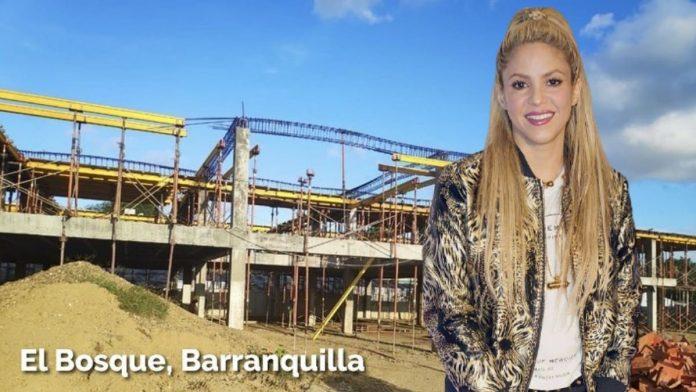 Nuevamente un colegio de Shakira tiene problemas
