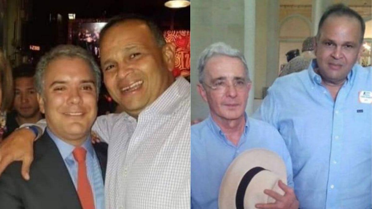 Oficina de Uribe en el Congreso invitó al narcotraficante Ñeñe Hernández