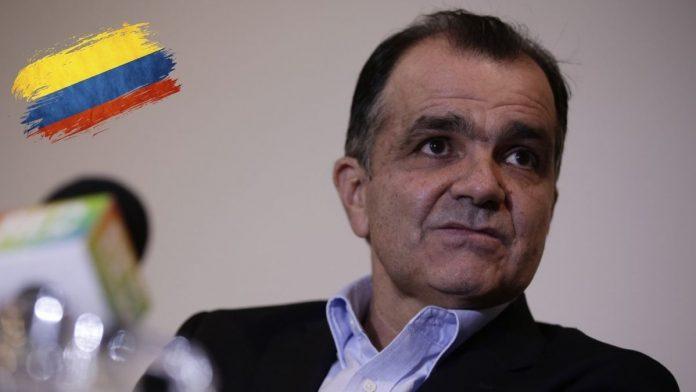 Óscar Iván Zuluaga a la presidencia de Colombia