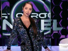 Paola Jara en A Otro Nivel
