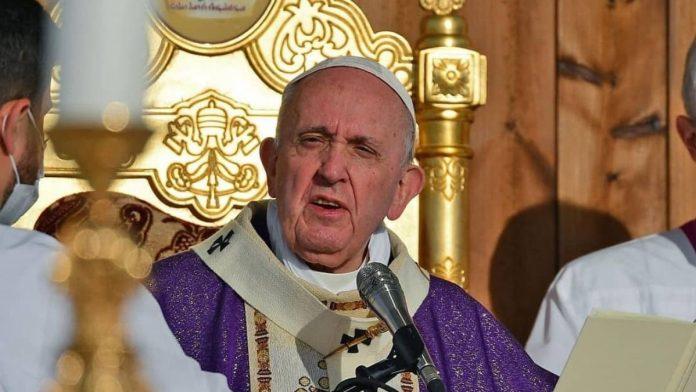 Papa Francisco sobre la bendición cural a los homosexuales