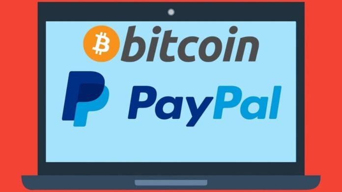 Paypal permitirá transferencias con bitcoin