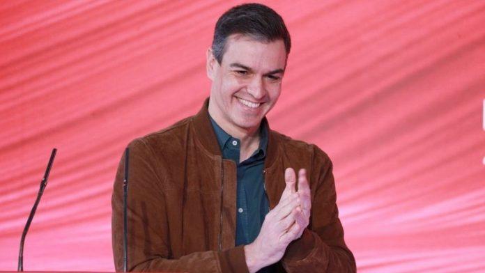 Pedro Sánchez Foto PSOE