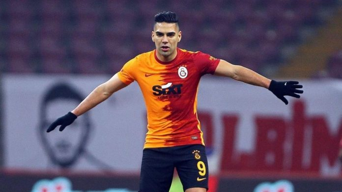 Radamel Falcao regresaría a la titularidad con el Galatasaray