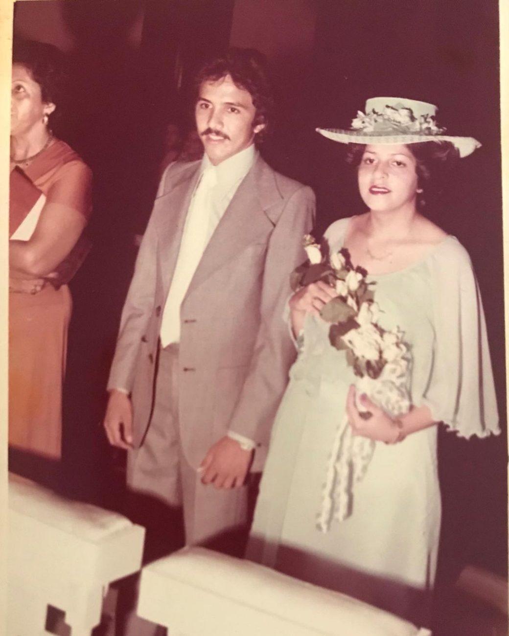 Rafael Orozco y Clara Cabello.