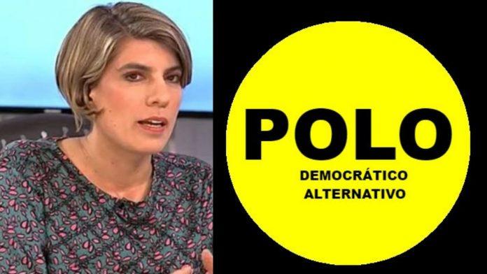 Sara Tufano se une al Polo Democrático