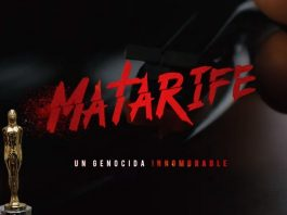 Serie Matarife y Daniel Mendoza ganadores en los Premios India Catalina
