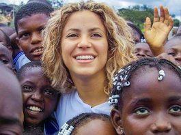 Shakira es tendencia mundial en el día de la mujer