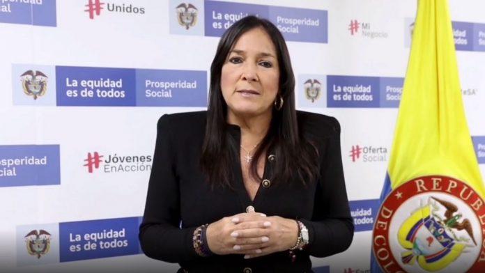 Susana Correa, directora de Prosperidad Social